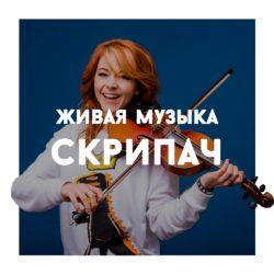 скрипка на ваш праздник