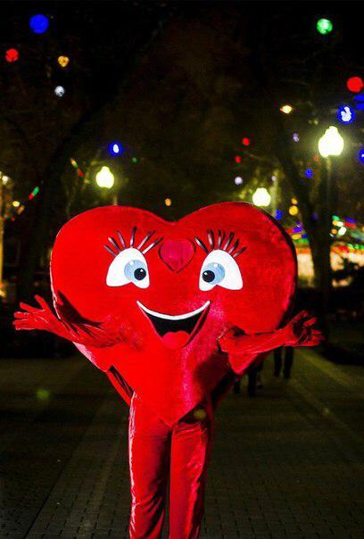 Сердце курьер в Казани