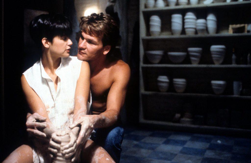 Романтическое свидание в гончарной мастерской